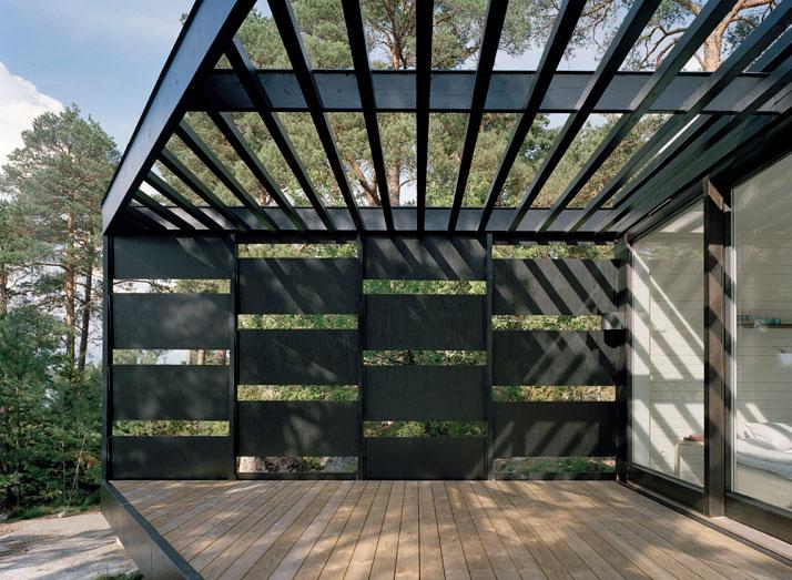 Archipelago House by Tham & Videgård Architects in Stockholm, Sweden (10)