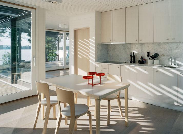 Archipelago House by Tham & Videgård Architects in Stockholm, Sweden (11)