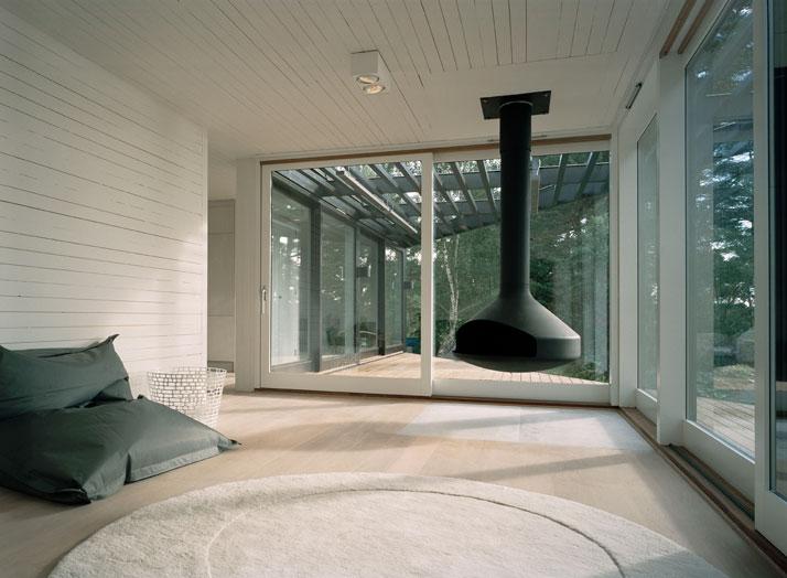 Archipelago House by Tham & Videgård Architects in Stockholm, Sweden (14)