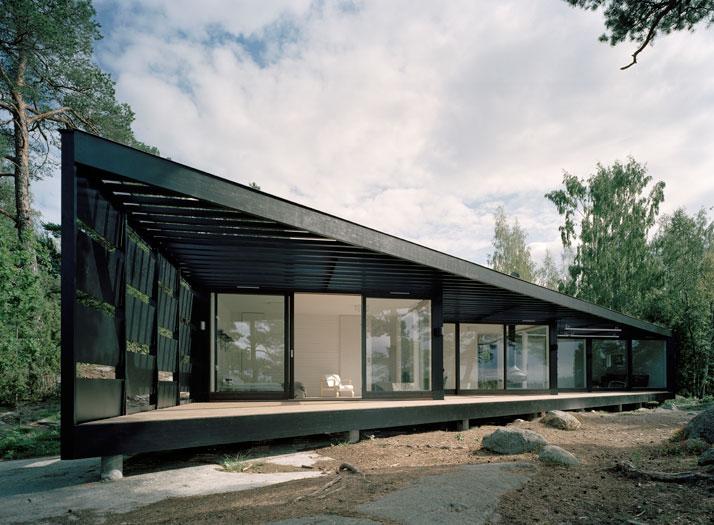 Archipelago House by Tham & Videgård Architects in Stockholm, Sweden (5)