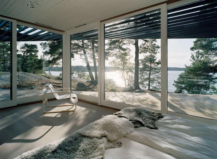 Archipelago House by Tham & Videgård Architects in Stockholm, Sweden (7)