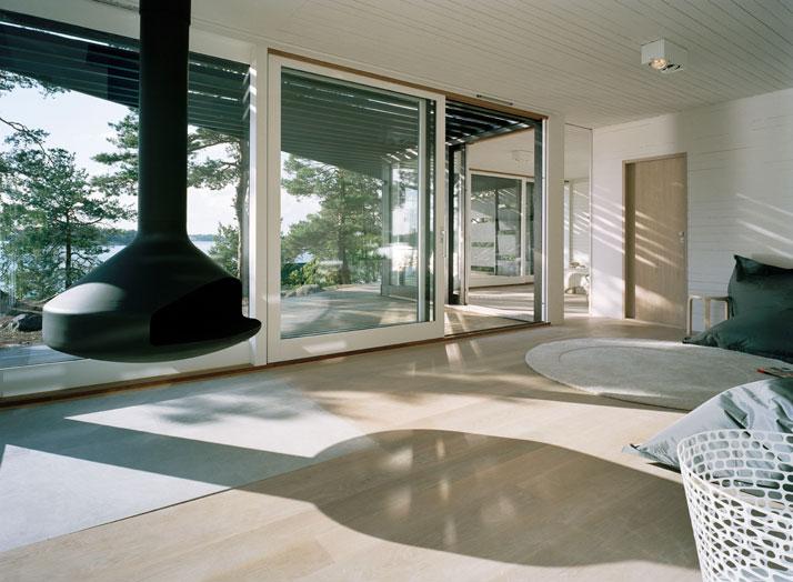 Archipelago House by Tham & Videgård Architects in Stockholm, Sweden (8)