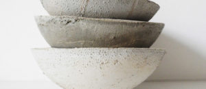 THE CONCRETE BOWLS Nr2. BY KATHARINA EISENKOECK