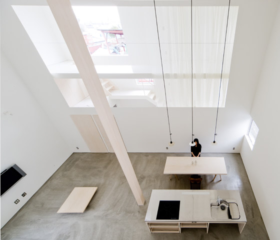 HOUSE OF TROUGH IN HOKKAIDO BY JUN IGARASHI ARCHITECTS (4)