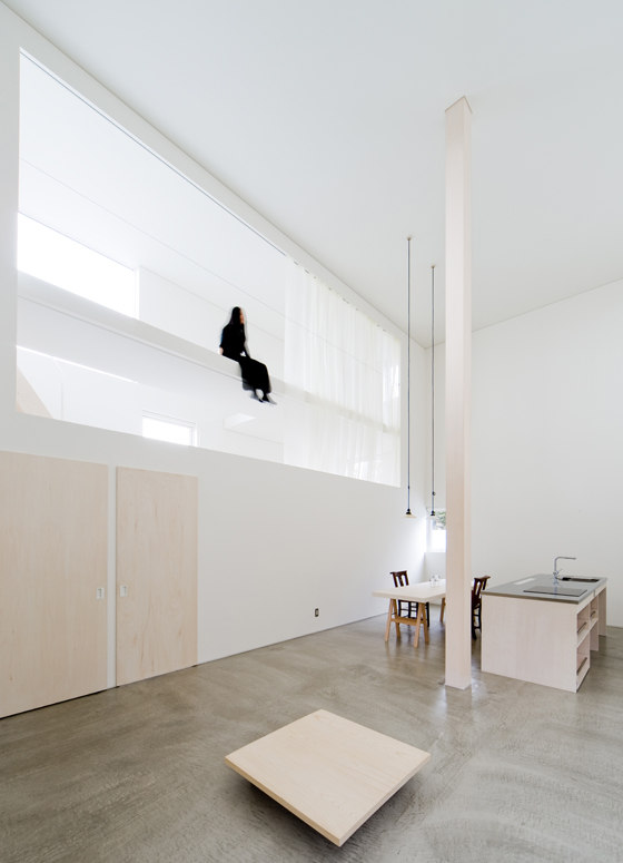 HOUSE OF TROUGH IN HOKKAIDO BY JUN IGARASHI ARCHITECTS (9)
