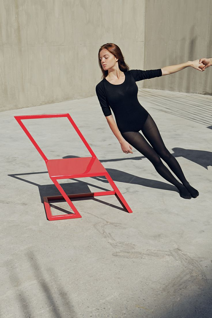 60 Red Chair by xyz integrated architecture (1)