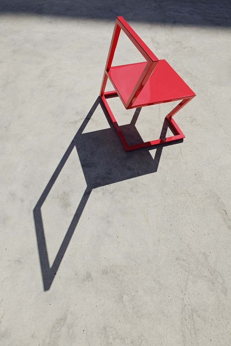 60 Red Chair by xyz integrated architecture (3)