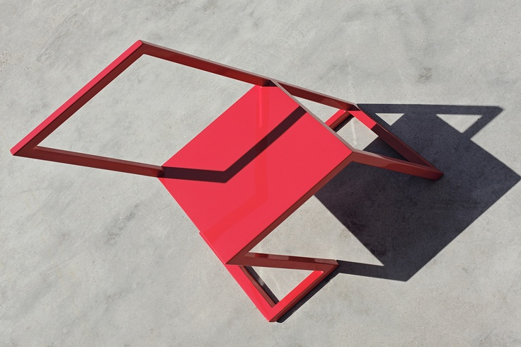 60 Red Chair by xyz integrated architecture (4)