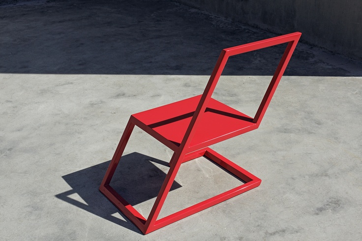 60 Red Chair by xyz integrated architecture (6)