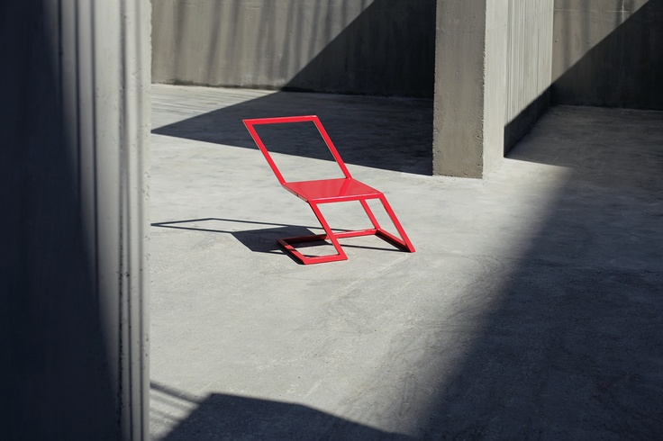 60 Red Chair by xyz integrated architecture (7)