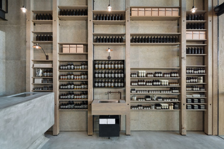 OSAKA AESOP STORE BY SIMPLICITY (1)