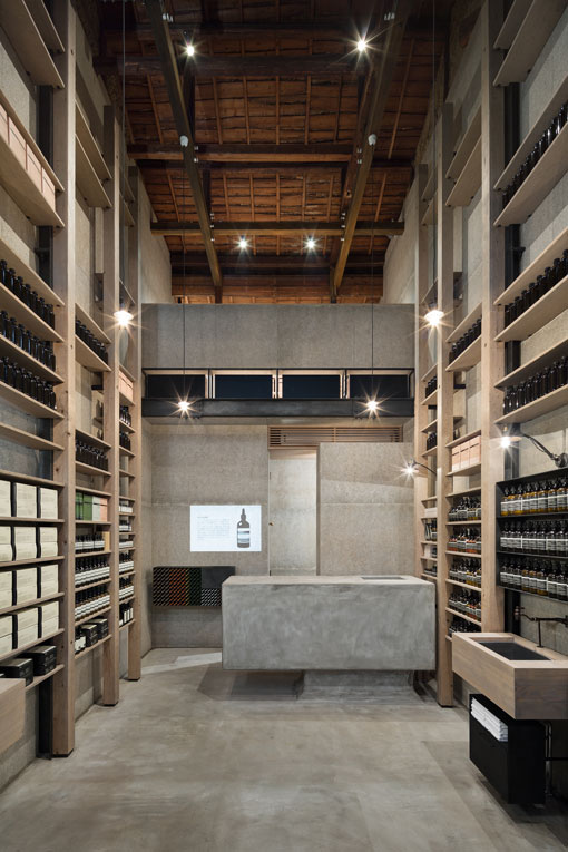 OSAKA AESOP STORE BY SIMPLICITY (3)