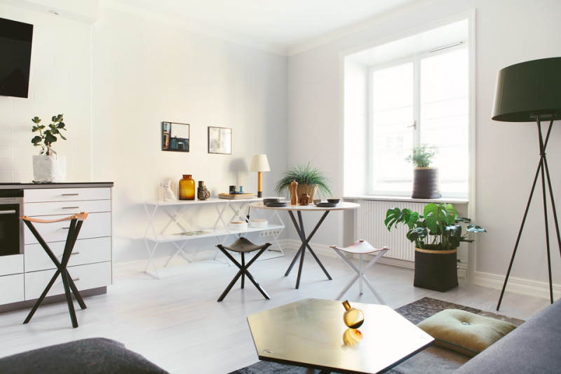Scandinavian apartment_Fantastic Frank (1)
