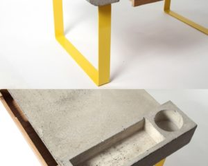 WOOD + CONCRETE DESIGN: DOBROBOX & DOBROSTOL