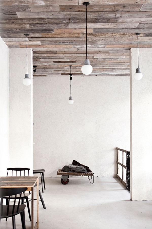 Host Restaurant rustic scandinavian interior Norm Architects & Menu design Denmark (1)