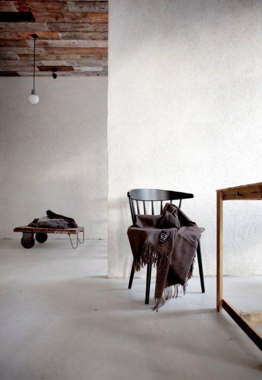 Host Restaurant: Rustic Scandinavian Interior by Norm ...