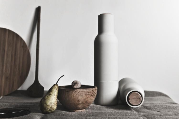 Rustic Scandinavian Interior + Minimalism: Host Restaurant By Norm Architects & Menu Design Denmark