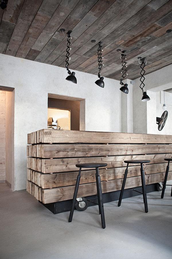 Host Restaurant rustic scandinavian interior Norm Architects & Menu design Denmark (9)