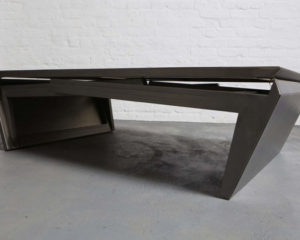 FUTURISTIC TRANSFORMER TABLE BY DUFFY LONDON