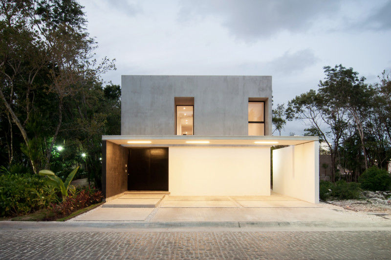 Casa Garcias By Warm Architects, Cancun, Mexico (2)