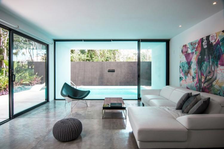 Casa Garcias By Warm Architects, Cancun, Mexico (4)