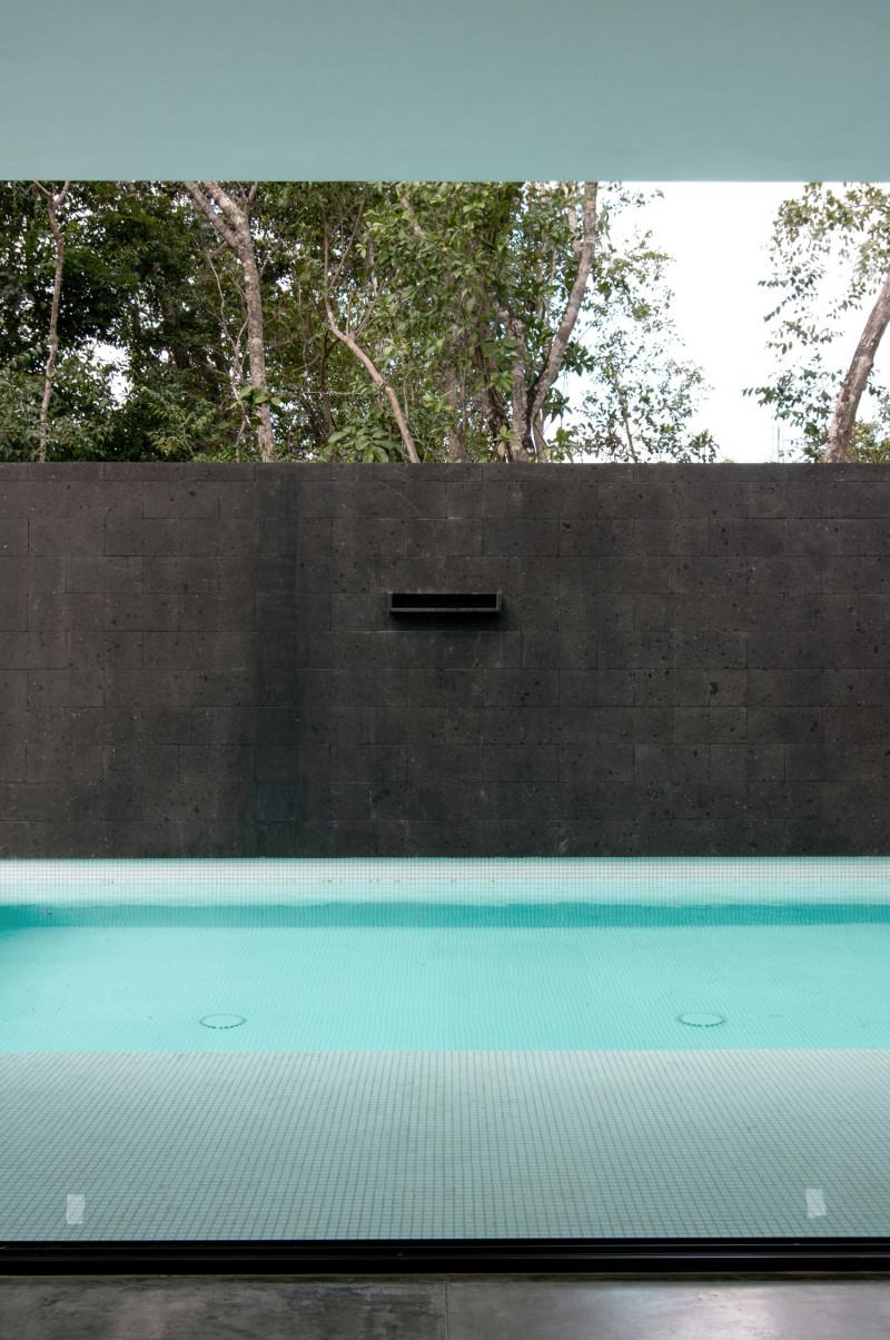 Casa Garcias By Warm Architects, Cancun, Mexico (6)