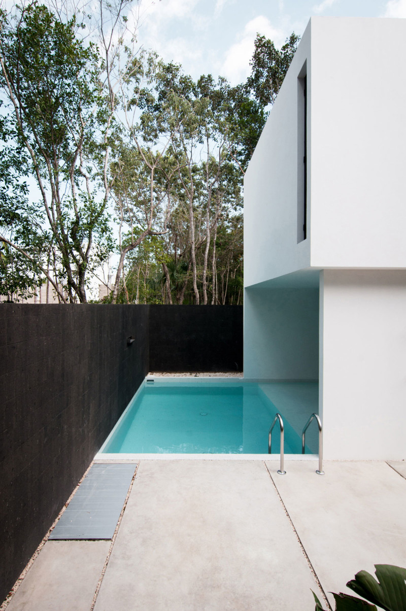 Casa Garcias By Warm Architects, Cancun, Mexico (7)