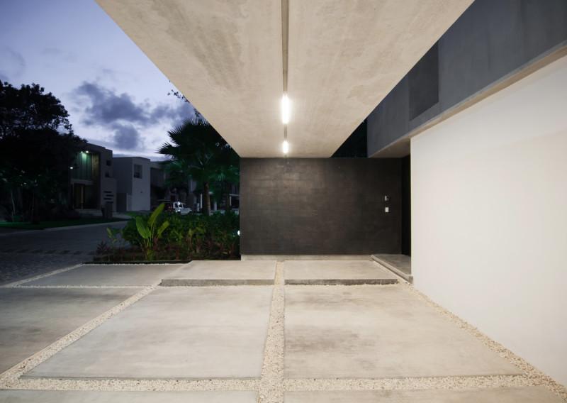 Casa Garcias By Warm Architects, Cancun, Mexico (8)