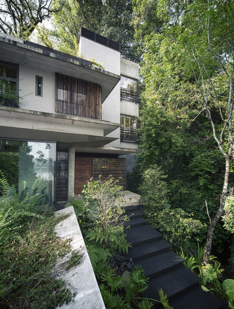 Holiday House Maza by CHK Arquitectura, Mexico (10)