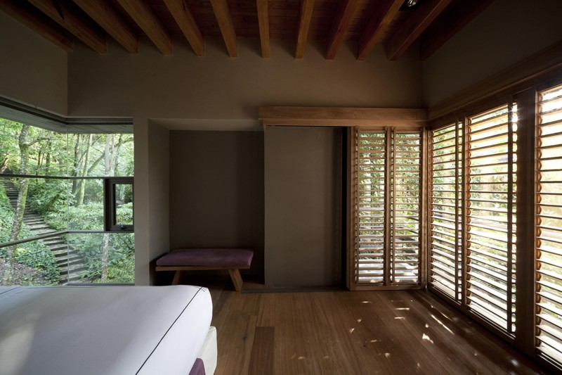 Holiday House Maza by CHK Arquitectura, Mexico (6)