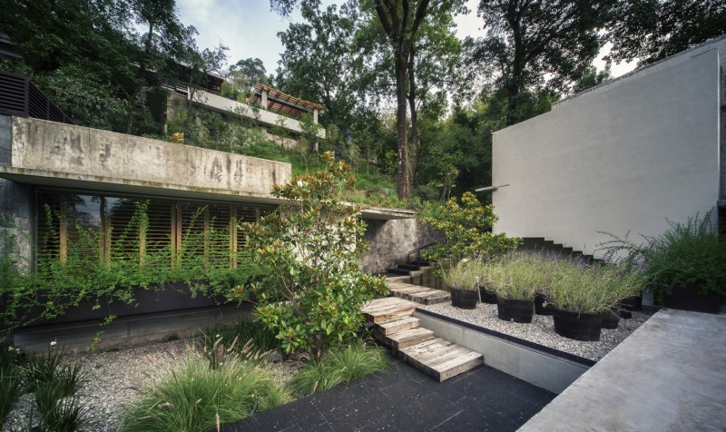 Holiday House Maza by CHK Arquitectura, Mexico (7)