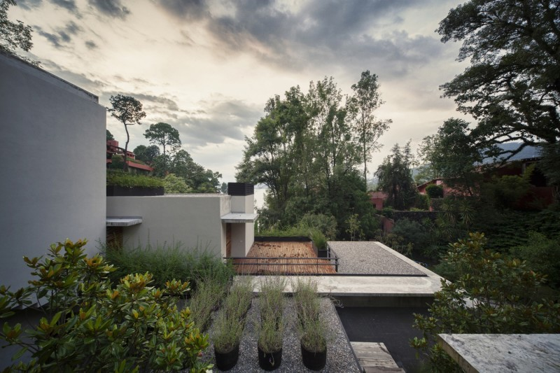 Holiday House Maza by CHK Arquitectura, Mexico (9)