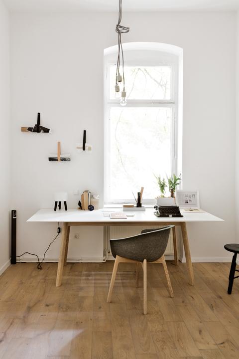 Minimalist Berlin Apartment Fantastic Frank (3)