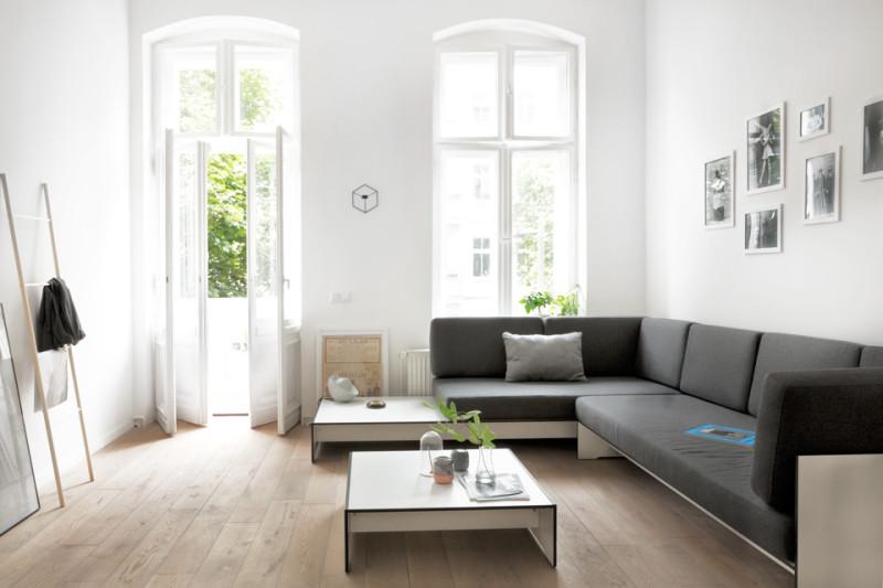 Minimalist Berlin Apartment Fantastic Frank (6)