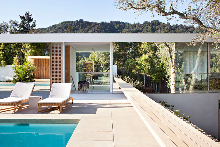 Turner Residence in California by Jensen Architects (1)