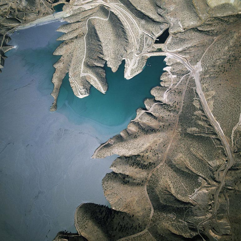 David Maisel Aerial Photographs (3)