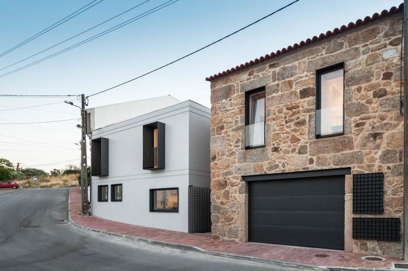 House JA, Filipe Pina + Ines Costa, Guarda, Portugal   (3)