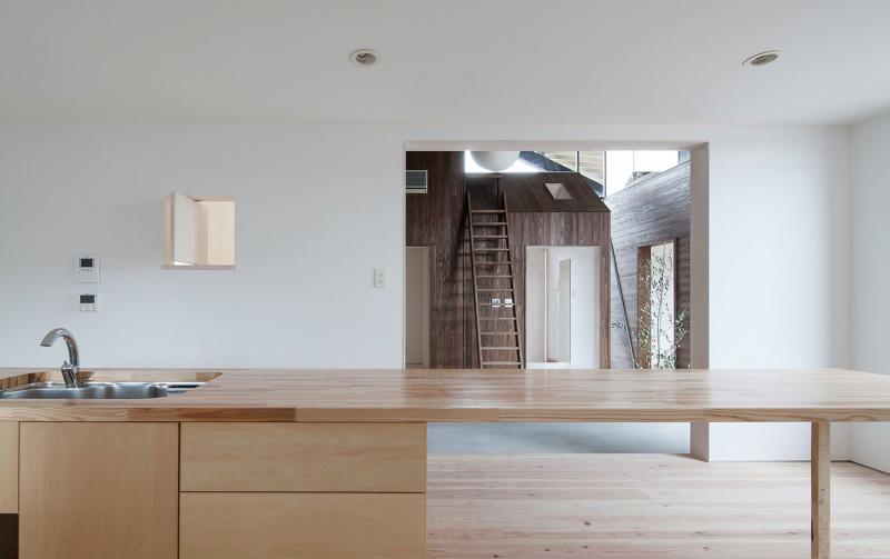 Rain Shelter House, Y+M Design Office, Yonago, Japan (3)