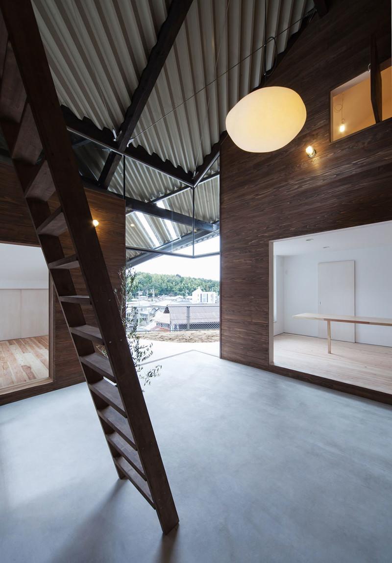 Rain Shelter House, Y+M Design Office, Yonago, Japan (4)