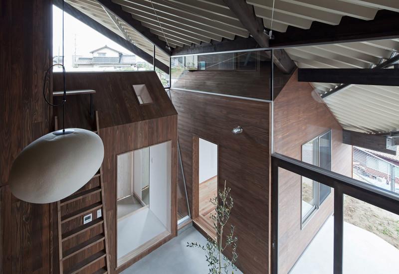 Rain Shelter House, Y+M Design Office, Yonago, Japan (6)