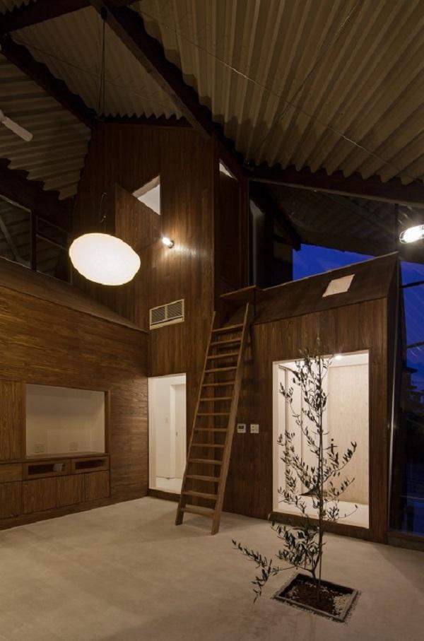 Rain Shelter House, Y+M Design Office, Yonago, Japan (8)