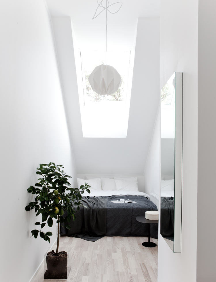 Swedish Minimalist House by Blooc, Stockholm, Sweden (6)