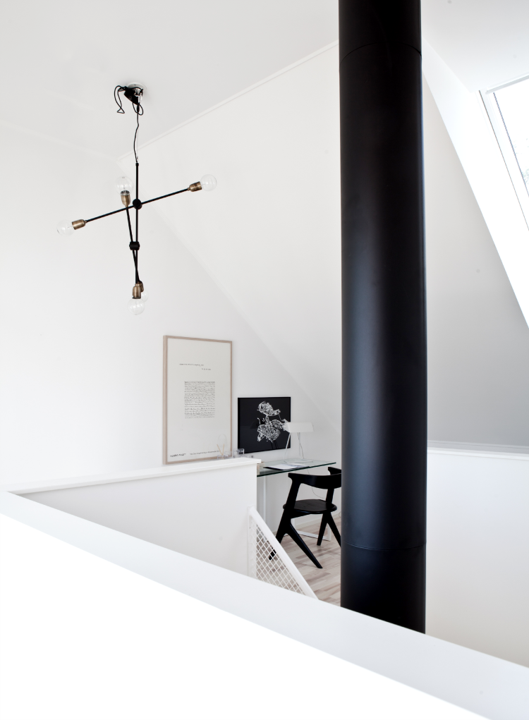 Swedish Minimalist House by Blooc, Stockholm, Sweden (9)