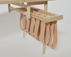 THE TONDER COLLECTION: OAK WRITING DESK BY DAVID ERICSSON