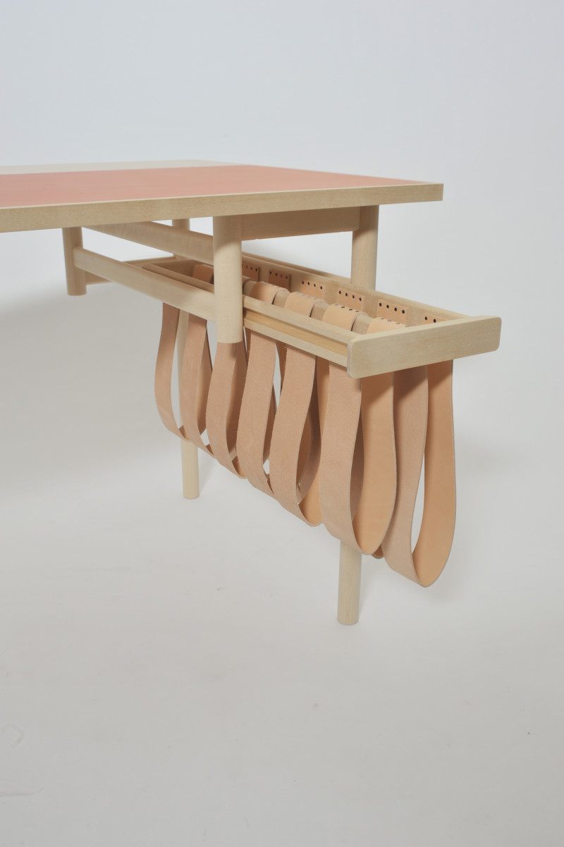 The Tonder Collection Oak writing desk by David Ericsson (1)
