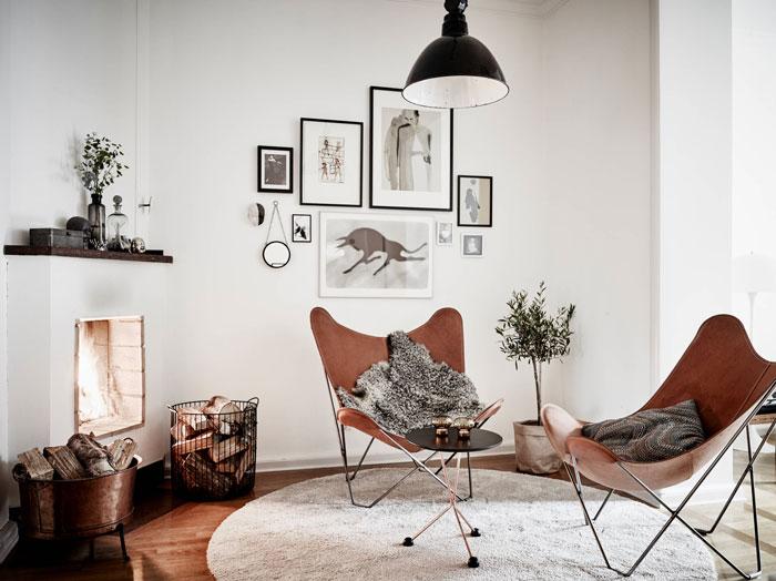 refined minimalist apartment in gothenburg, sweden (1)