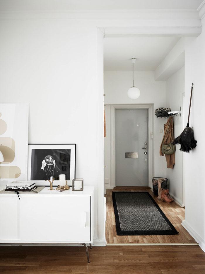 refined minimalist apartment in gothenburg, sweden (10)