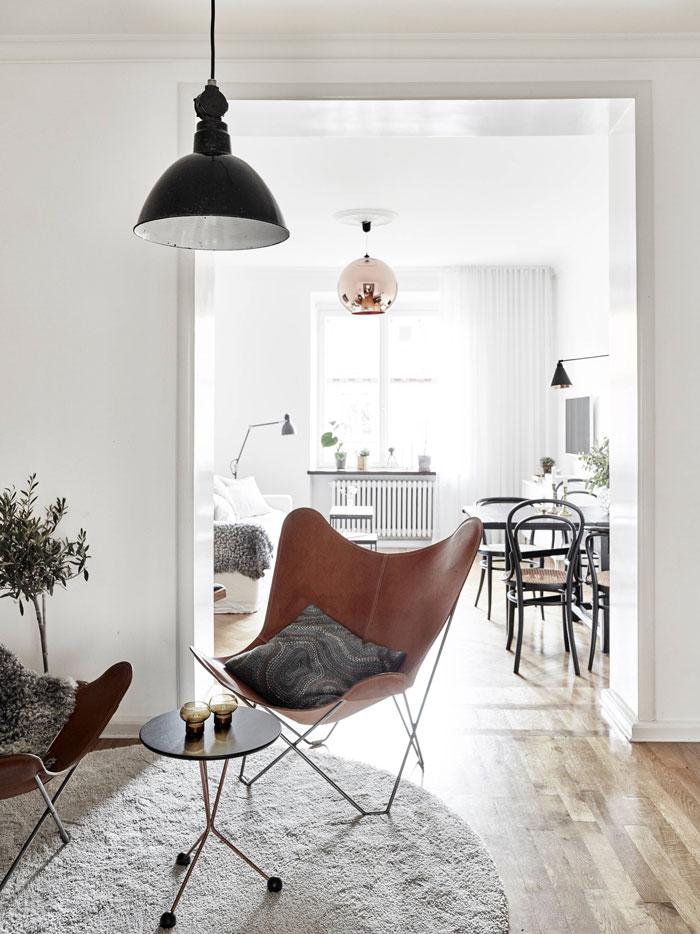 refined minimalist apartment in gothenburg, sweden (2)