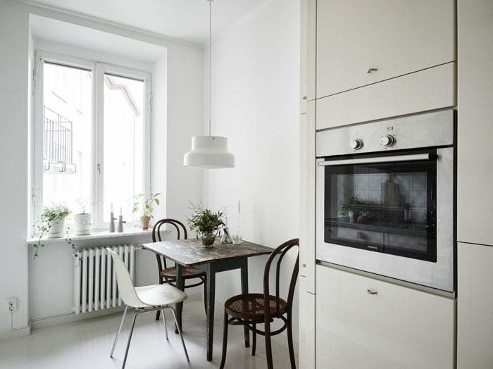 refined minimalist apartment in gothenburg, sweden (5)