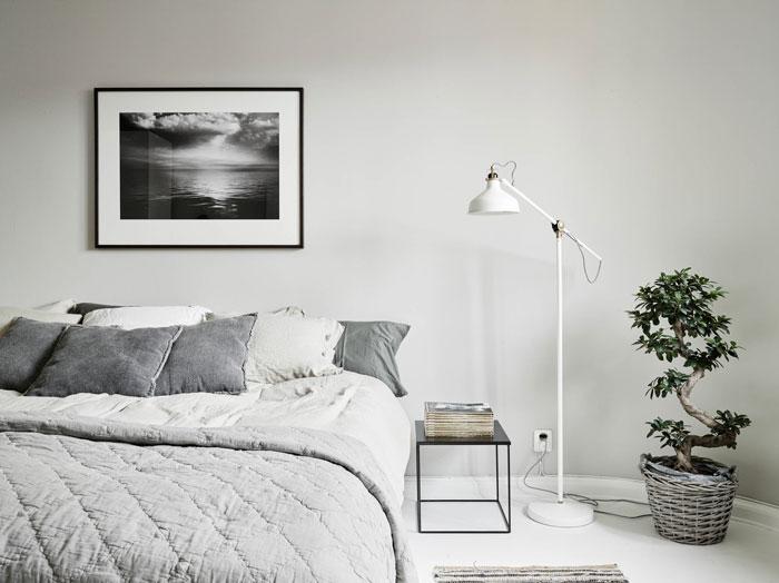 refined minimalist apartment in gothenburg, sweden (9)